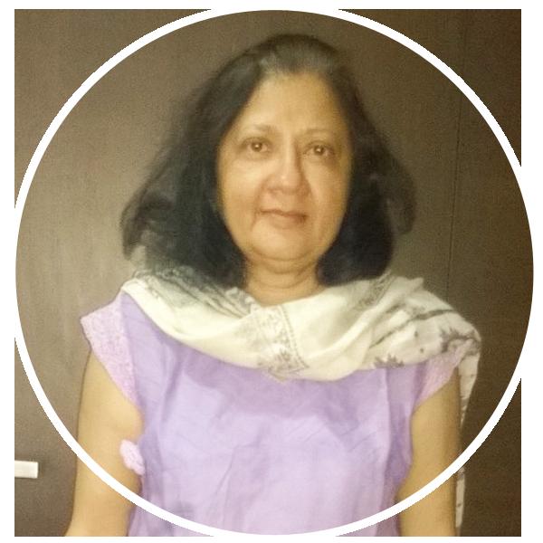 Rekha Turakhia, 63