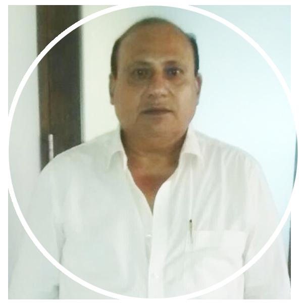 Yashwant Shah, 57